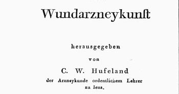 Hufeland, journal