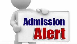 Admission alert