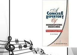 A Concise Repertory