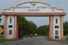 Saurashtra University's homeopathy department