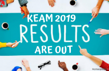 KEAM 2019 Results